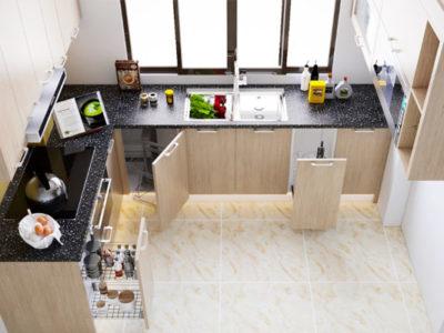 đá bàn bếp hải phòng