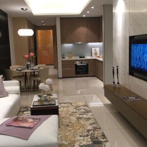 lựa chọn đá tự nhiên trang tri cho căn hộ chung cư