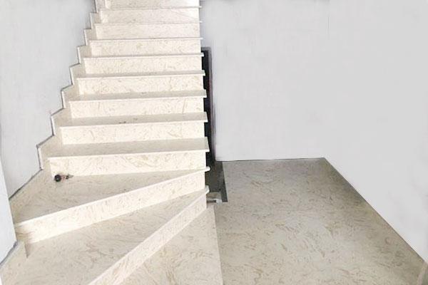 có nên lựa chọn ốp cầu thang bằng đá nhân tạo