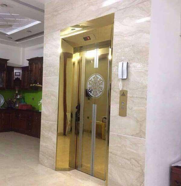 bảo quản bảo trì đá ốp thang máy